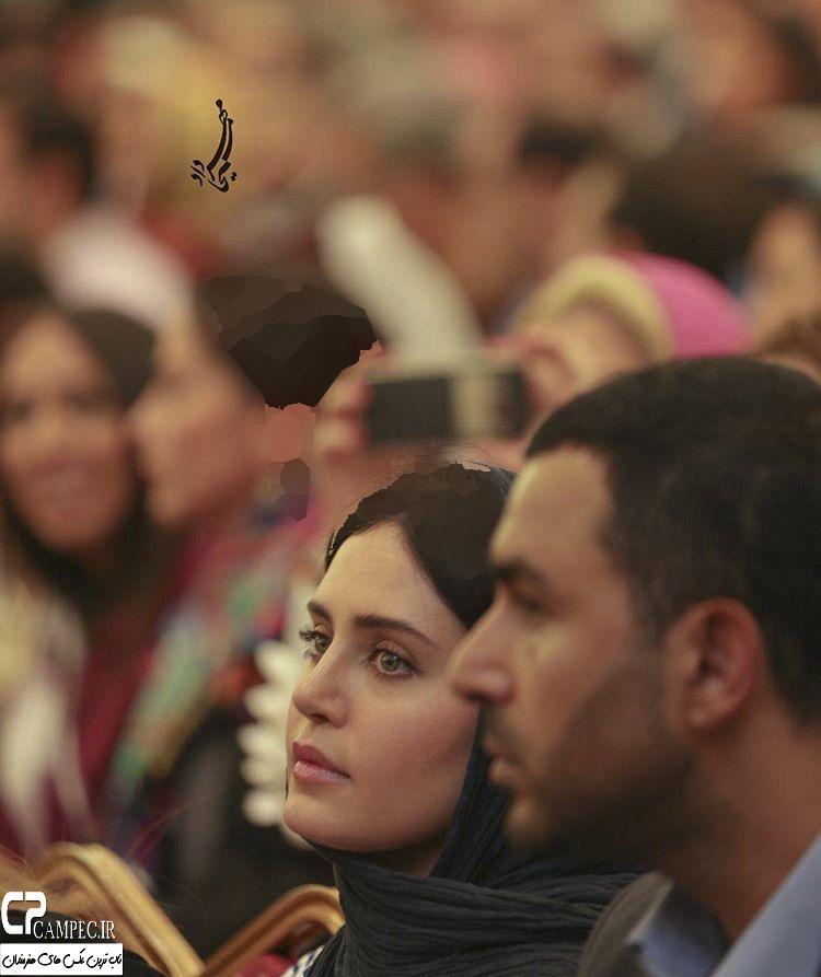 عکس های دیدنی و متفاوت الناز شاکردوست در حراج تهران