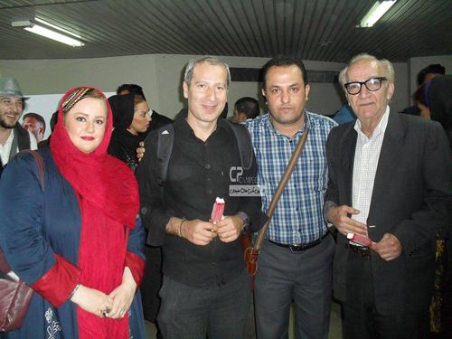 عکس های جدید نعیمه نظام دوست