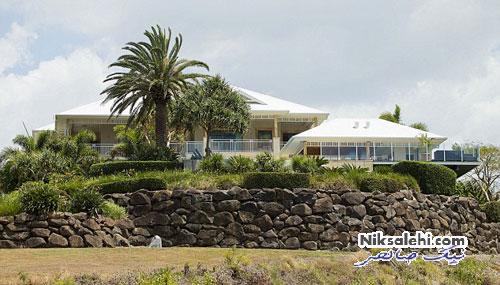 خانه اجاره ای آنجلینا جولی در استرالیا