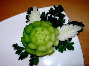تصاویر بسیار زیبا از میوه آرایی!