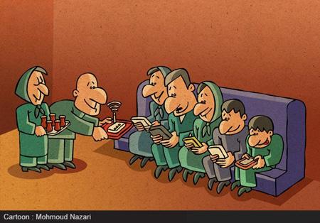 کاریکاتورهای مفهومی و جالب (2)