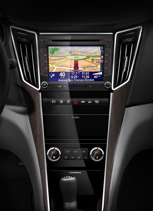 نقد و بررسی خودرو دنا  تصاویر