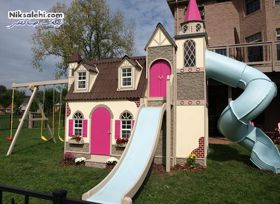این خانه های چندهزاردلاری فقط ویژه کودکان است