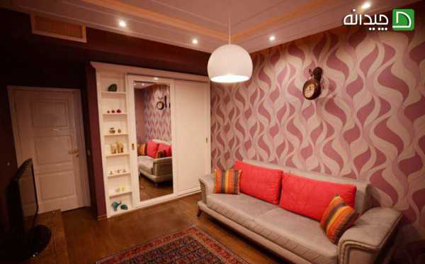 دکوراسیون داخلی به سبک خانه زیبای پژمان بازغی تصاویر