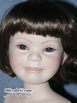 عروسک هایی برای دختران عقب مانده ذهنی