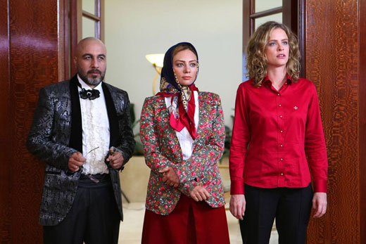 گفته های جالب منوچهر هادی و همسرش یکتا ناصر از فیلم من سالوادور نیستم