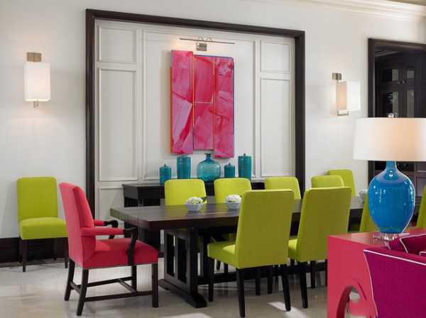 جدیدترین دکوراسیون اتاق غذاخوری  تصاویر