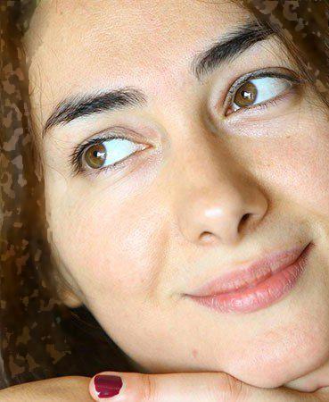 عکس های بدون آرایش هانیه توسلی در 37 سالگی ! تصاویر