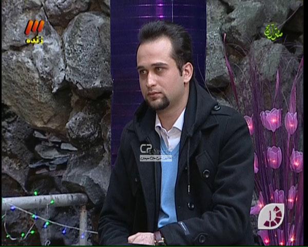 عکس های سیاوش خیرابی،مهران رنجبر و علی تقوا زاده در برنامه گلخانه