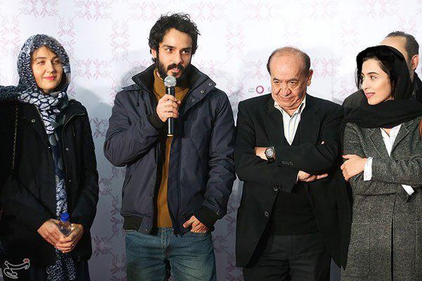 پوشش های مختلف گلوریا هاردی بازیگر سریال کیمیا در جشنواره فیلم فجر
