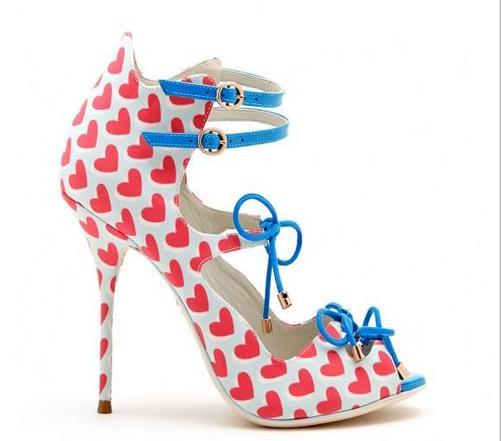 مدلهای شیک و باکلاس کفش پاشنه بلند دخترانه