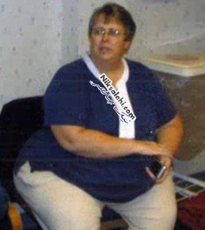 زنی پس از کاهش وزن، شوهرش او را نشناخت