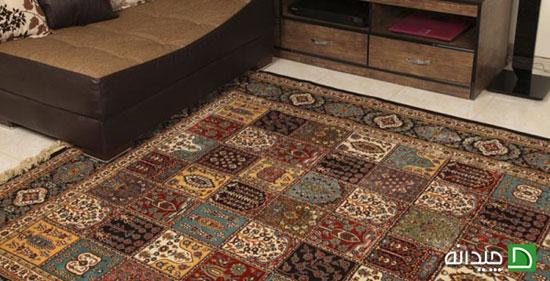 فرش ابریشم، انتخاب خاص لوکس پسندان
