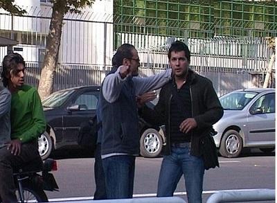 صحنه های حیرت انگیز از لحظه جوش آوردن بازیگران محبوب ایرانی عکس