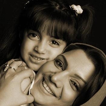 دنیای عاشقانه الهام پاوه نژاد و دخترکش کردیا! عکس