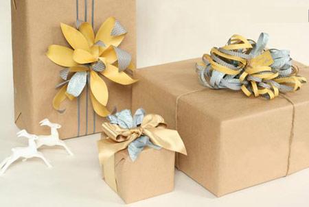 مدل هایی بسیار شیک و جدید از تزئینات کادو و هدایا