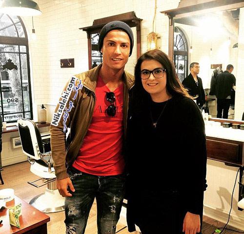 حضور غیرمنتظره کریستیانو رونالدو در بوتیک لباسی در ملبورن