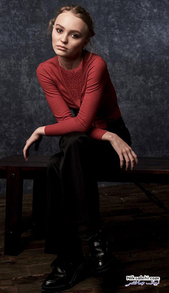 دختر جانی دپ در جشنواره فیلم سان دنس 2016