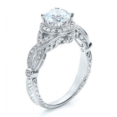 مدل انگشترهای گران قیمت و بسیار شیک  تصاویر