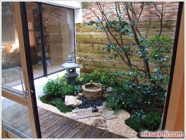 استفاده از فضای سبز در دکوراسیون داخلی منزل  تصاویر دیدنی