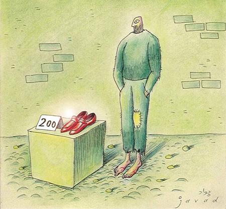 کاریکاتورهای زیبا و جدید جواد علیزاده