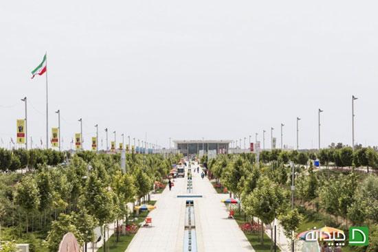 شهر آفتاب، چهره جدید نمایشگاه های بین المللی تهران!