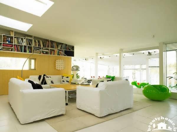 استفاده از رنگ زرد در دکوراسیون داخلی منزل  تصاویر