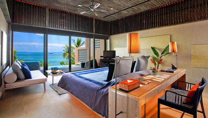 هتل های رویایی با ویو دریا و استخر های فوق لوکس  تصاویر