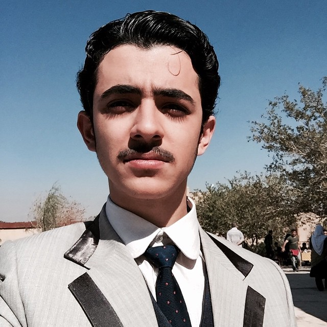 عکس های جدید علی شادمان بازیگر نقش کیوان در سریال کیمیا