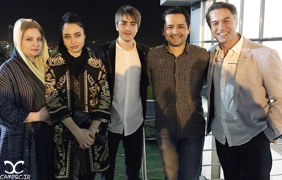 عکس های جدید و زیبای بازیگران مشهور ایرانی در مهر ماه