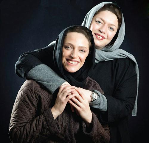 گفتگو با طلا و نگین معتضدی خواهران نویسنده وبازیگر تصاویر