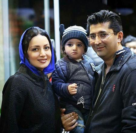 عکس های زیبا از شیلا خداداد و پسرش، سامیار تصاویر