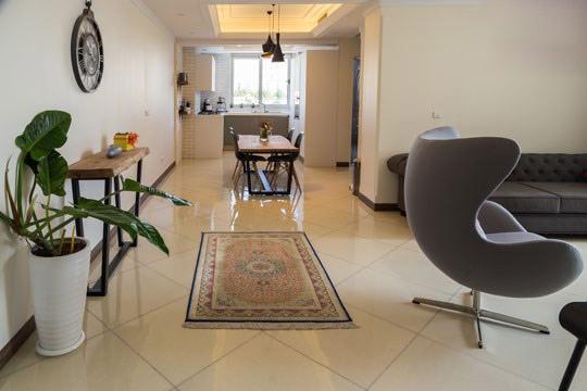 در این خانه اصول طراحی دکوراسیونی شیک و جذاب را بیاموزید