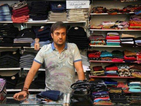 احمد مهرانفر باز هم بوتیک دار شد!! تصاویر
