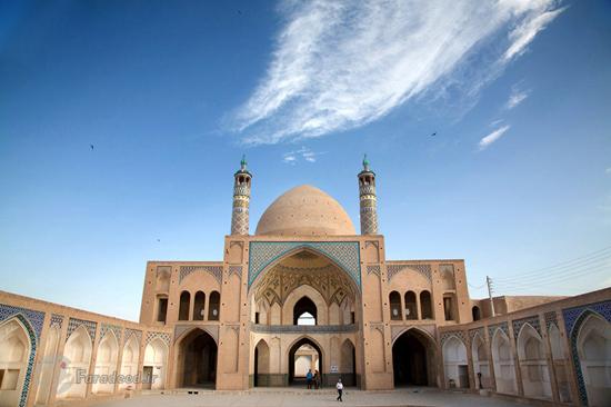 ایران از نگاه عکاس و گردشگر بلژیکی! تصاویر
