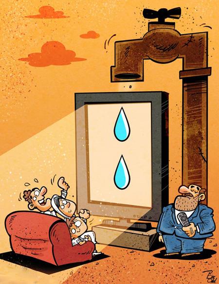 کاریکاتورهای جالب و مفهومی