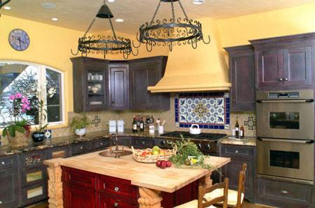 سبک های مطرح برای طراحی فضای آشپزخانه  تصاویر