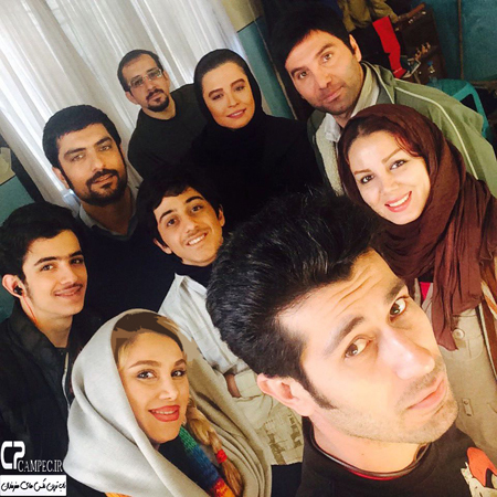 جدیدترین عکسهای متفاوت مهراوه شریفی نیا  تصاویر