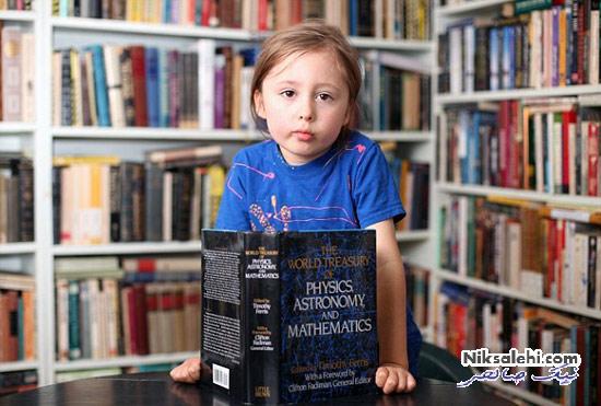 قدرت عجیب و ناشناخته یک پسر پنج ساله