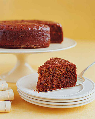 کیک عسل و گردو، برای غروب روزهای سرد!