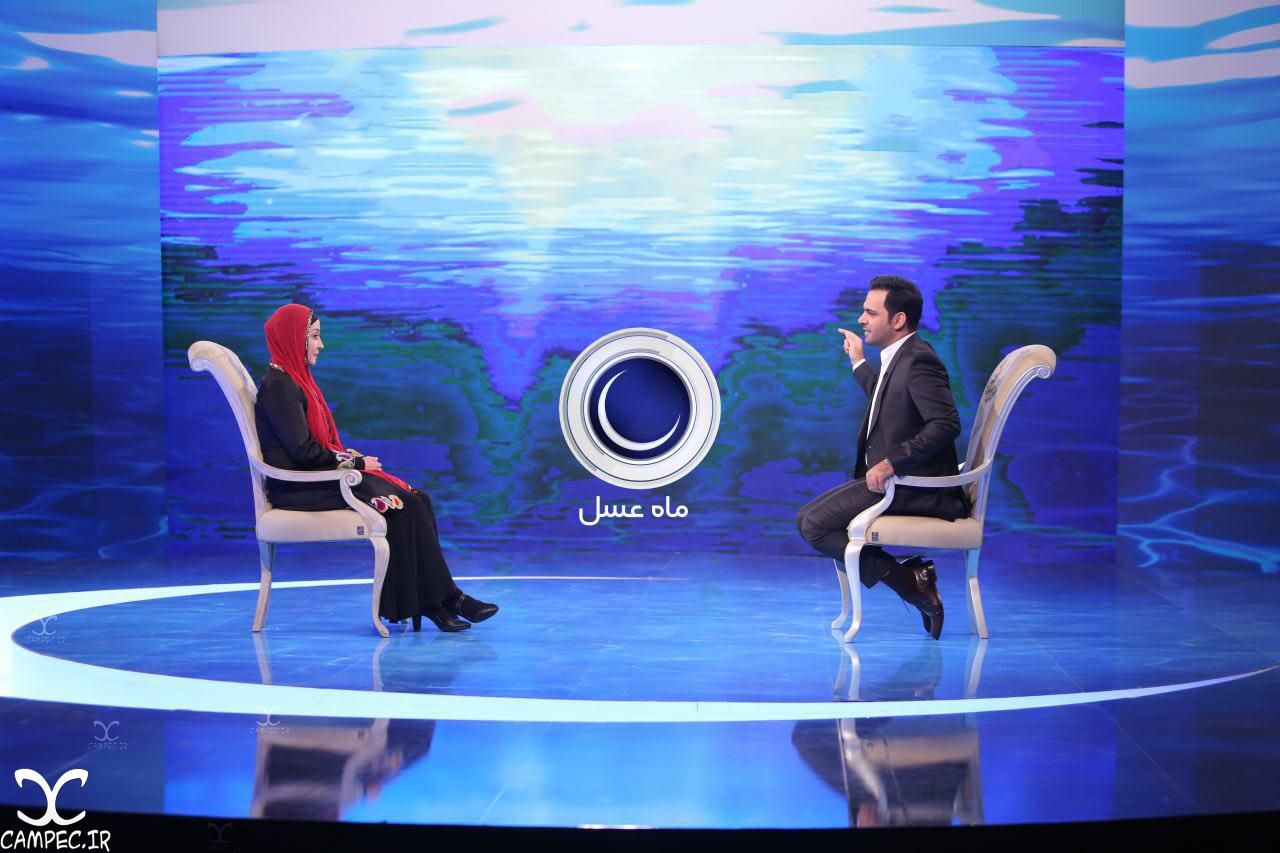 داستان واقعی زندگی آرزو افشار بازیگر سریال آوای باران و دخترش