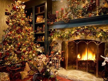 کریسمسی متفاوت را تجربه کنید با چیدمانی متفاوت تصویر
