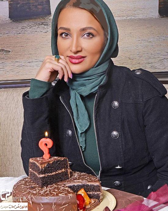 عکس های زیبای روناک یونسی در روز تولدش