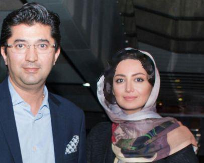 بازیگر مشهور زن و همسر پزشکش در جشنواره فیلم فجر تصاویر