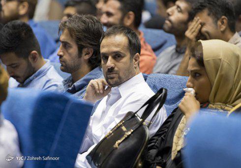 احمد مهرانفر: خوشحالم که بالاخره همسرم چوچانگ را دیدم