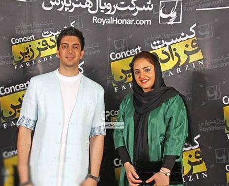 بازیگران معروف ایرانی طرفدار کدام خواننده هستند؟