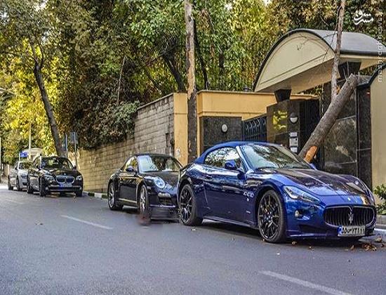 گرانترین خیابان تهران  عکس