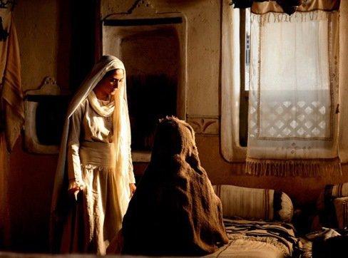 بازیگر تنهایی لیلا در نقش مادر حضرت محمد(ص)! تصاویر