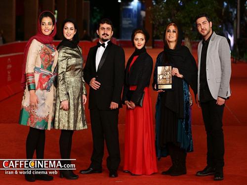 بازیگران زن ایرانی در جشنواره رم
