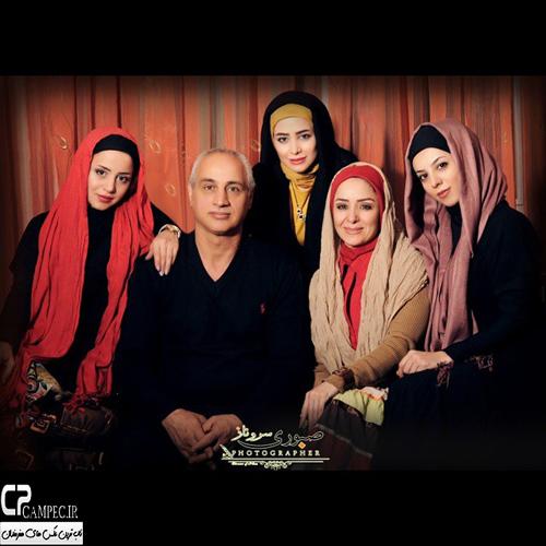 عکس های جدید و متفاوت الناز حبیبی بازیگر سریال دردسرهای عظیم 2